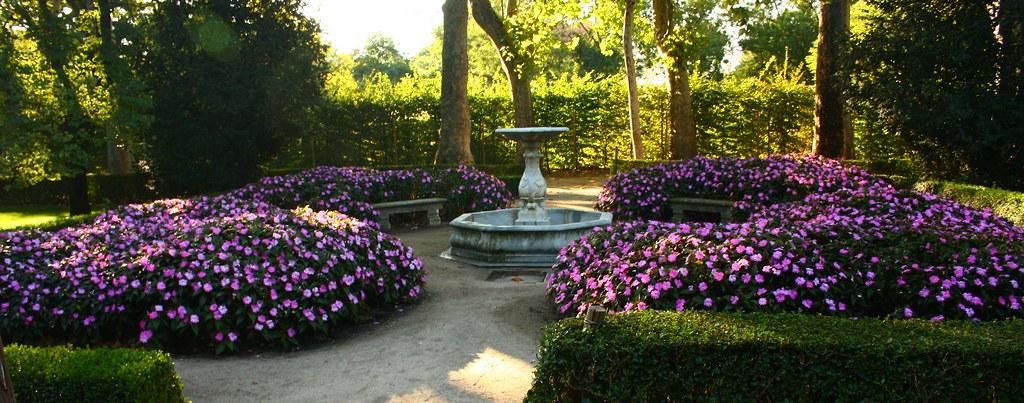 Parque el capricho alameda de osuna madrid dicen los for Jardines el capricho