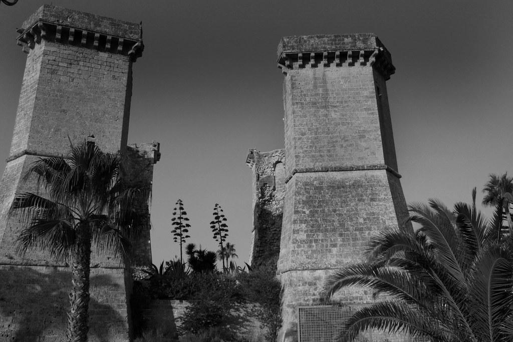 Le quattro colonne santa maria al bagno salento puglia flickr - Puglia santa maria al bagno ...