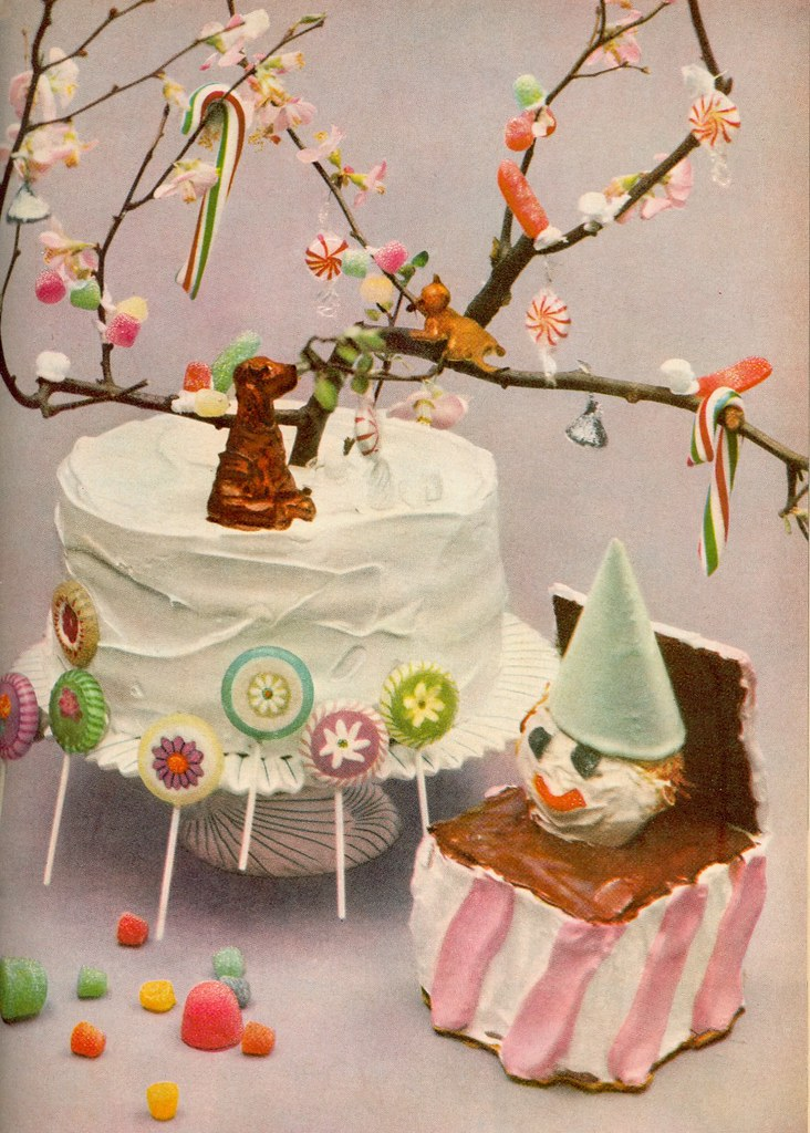 Birthday Cake Box Card