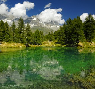 Blue Lake | by Fabio Montalto