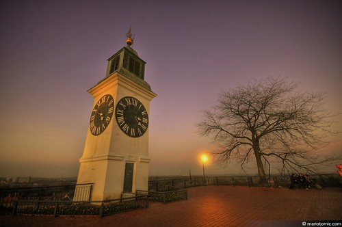 Clock tower plateau HDR | by mariotomic.com