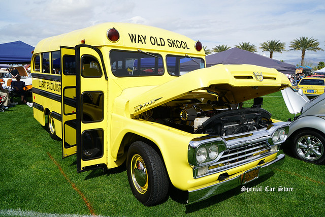 1960 Ford Skool Bus
