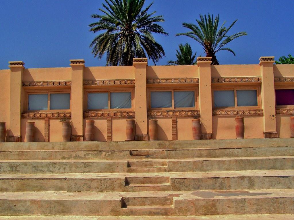 Menara Gardens in Marrakech, Morocco - March 2009 | The Mena… | Flickr