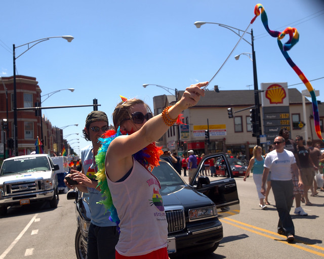 Chicago Annual Pride Parade