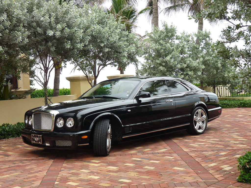 Bentley Brooklands At A Mansion In Palm Beach Hayden G Photography Flickr