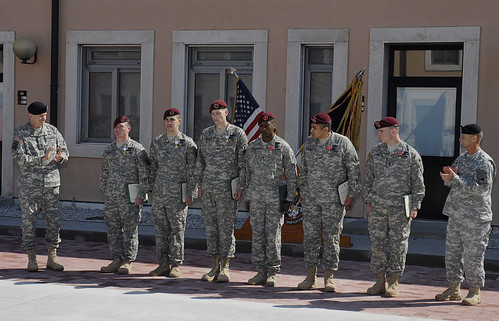 Vicenza Soldiers honored for bravery in Afghanistan 090320 | by US Army Africa