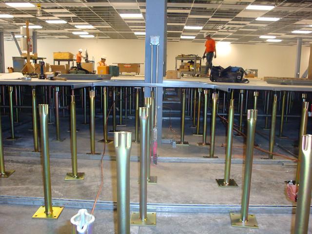 Building A Custom Data Center Week Raised Floor Flickr - Data center raised floor weight limits
