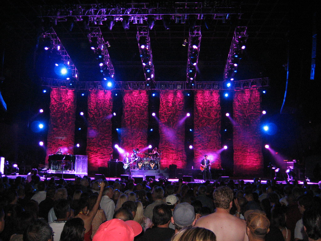 Rock Stage Backdrop | www.pixshark.com - Images Galleries ...