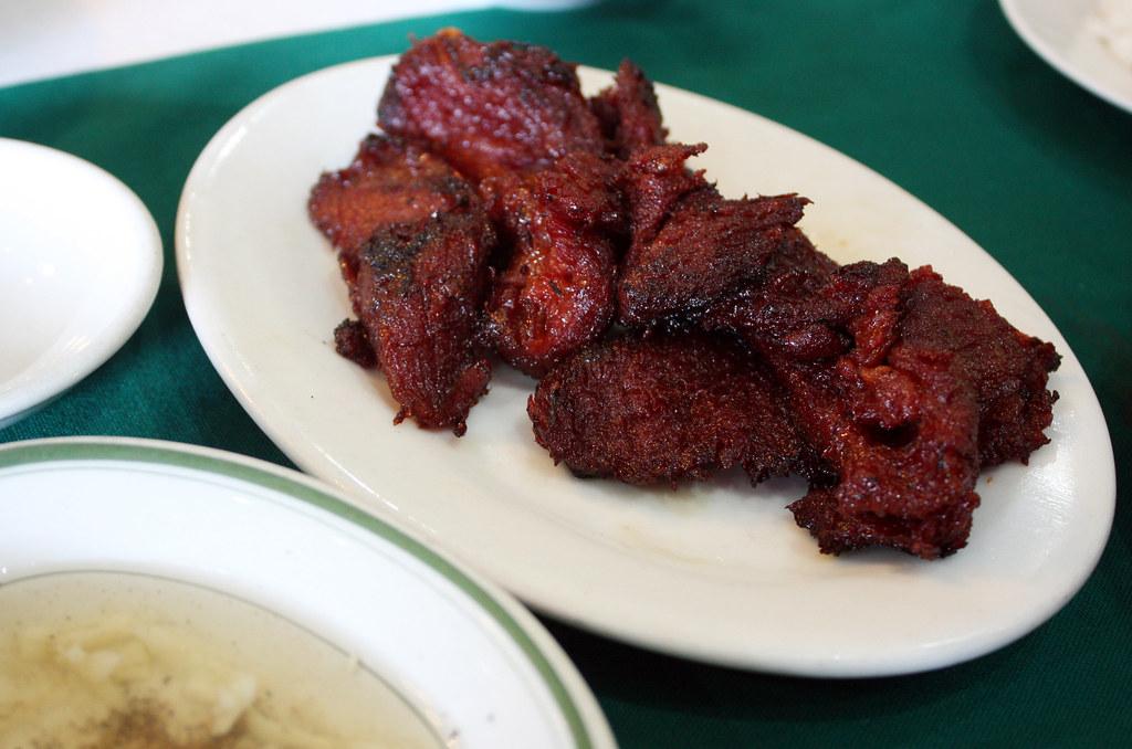 tapang damulag cured water buffalo meat rico quimbo flickr