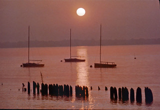 Rehoboth Bay at Sunset | by Southern Delaware