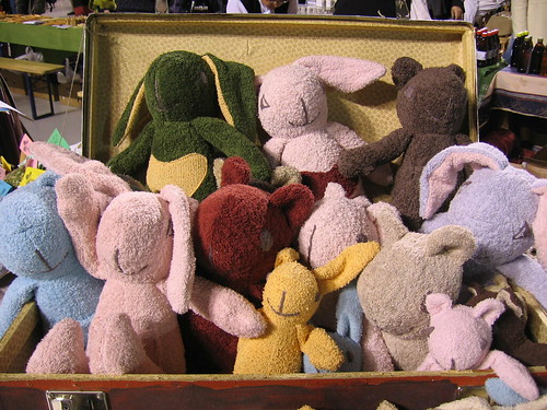 Froteejänkud / Terry cloth bunnies | by kuutydruk