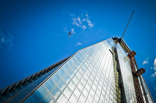 Shard of Glass | by JoeFisherPhoto