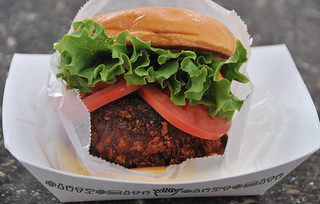 Shake Shack's 'Shroom Burger | by Scott Ableman
