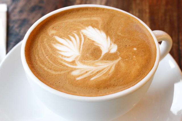 Deep Cove & Coffee on Valentine's Day