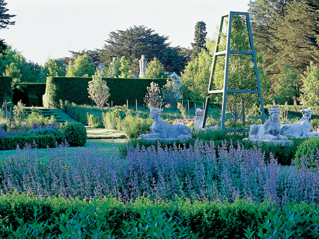 The Perennial Garden From Quot The Enchanted Garden Quot By Paul