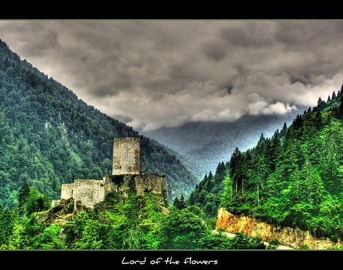 Zil Castle - RİZE / TURKEY | by Ozcan MALKOCER