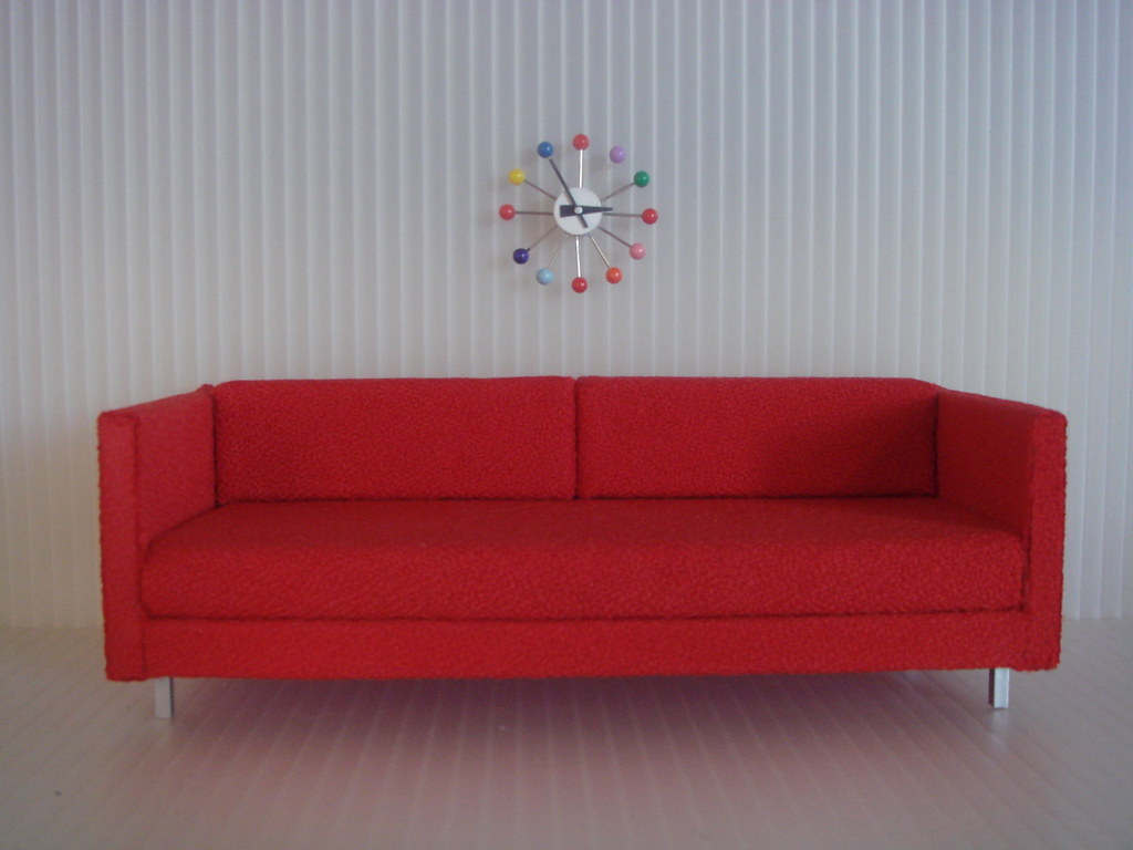 ... Long U0026 Low Sofa | By Mini Modernistas