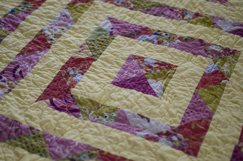 baby quilt for Melissa | by jrcraft