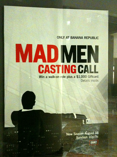 Mad Men casting call | by fimoculous