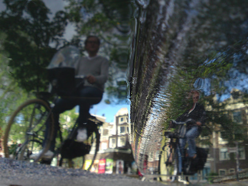 Reflections Of Amsterdam - The Gutterman | by AmsterSam - The Wicked Reflectah