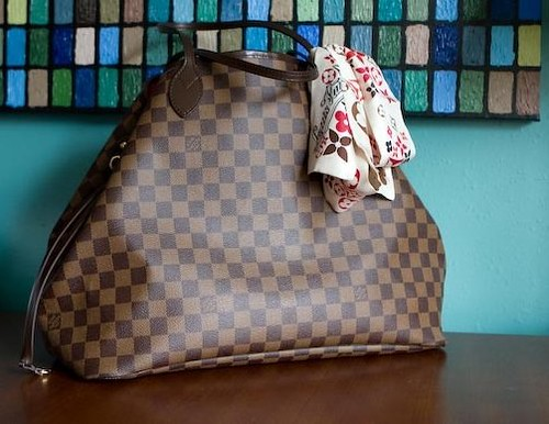 Neverfull Gm Damier Louis Vuitton