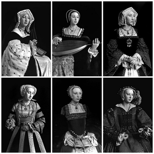 The Six Wives by Hiroshi Sugimoto | by lnor19