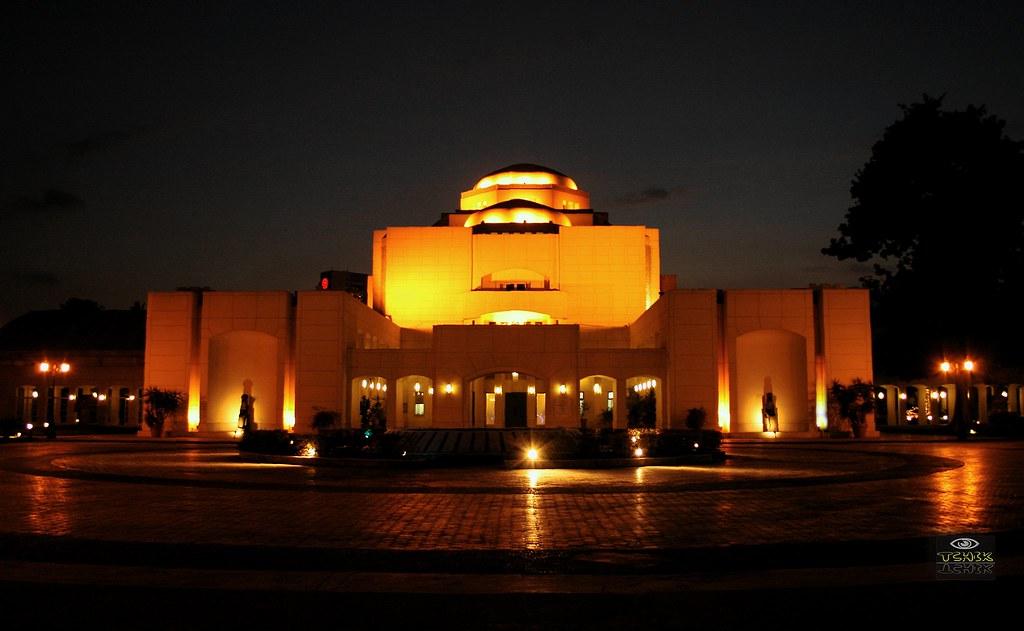 Cairo Opera House   Hossam all line   Flickr