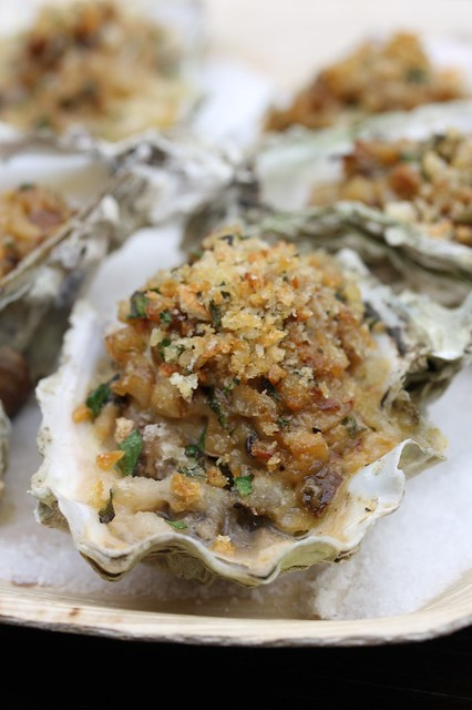 Baked Oyster Closeup | Flickr - Photo Sharing!