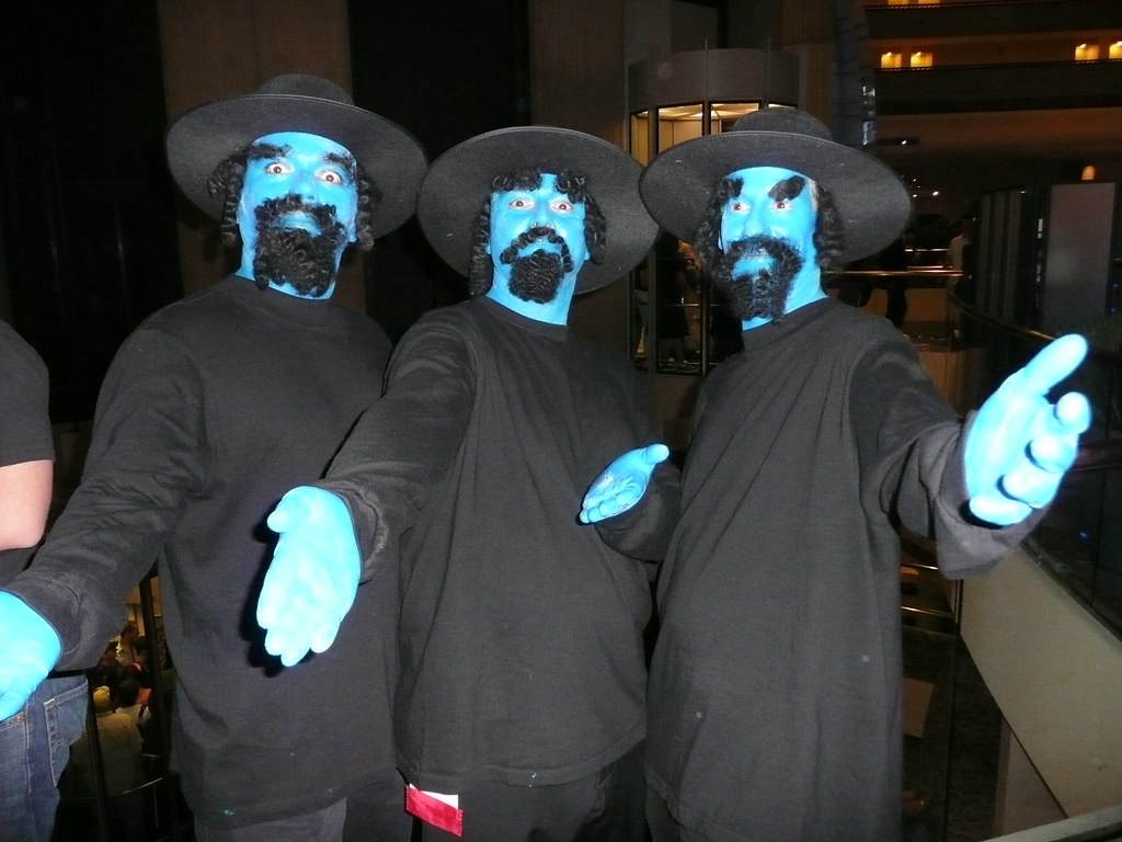 Blue Man Group Berlin Hotel
