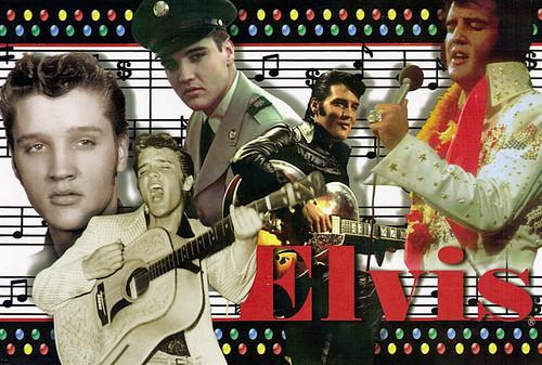 Elvis Collage | Karyn ...