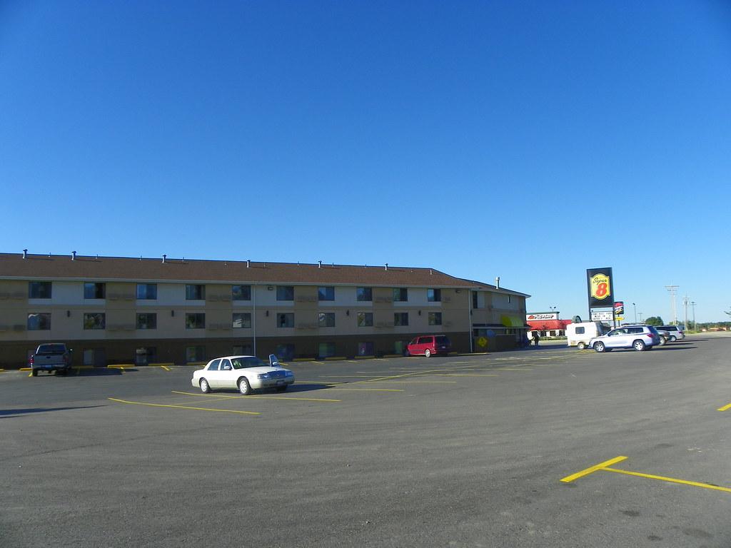Super  Motel Hardin Mt