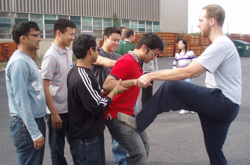 Team building rochester ny simon school mba flickr