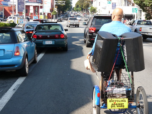 Traffic, Tricycle & Tunes | by Adrienne Johnson SF