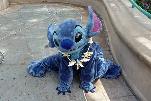 Stitch Disney S California Adventure Park Disneyland