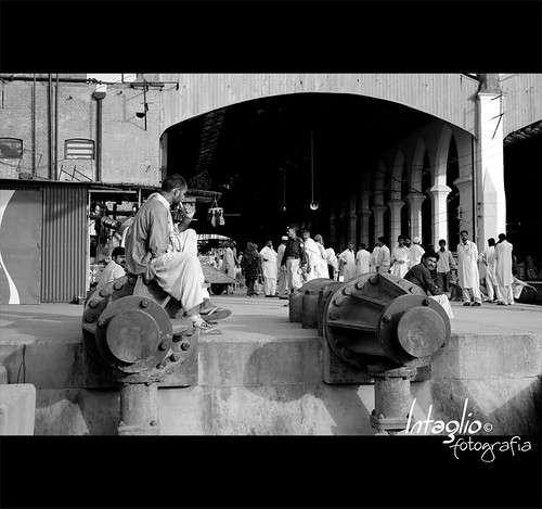 Lahore Railway Station | by Sheraz Shaukat (Intaglio)