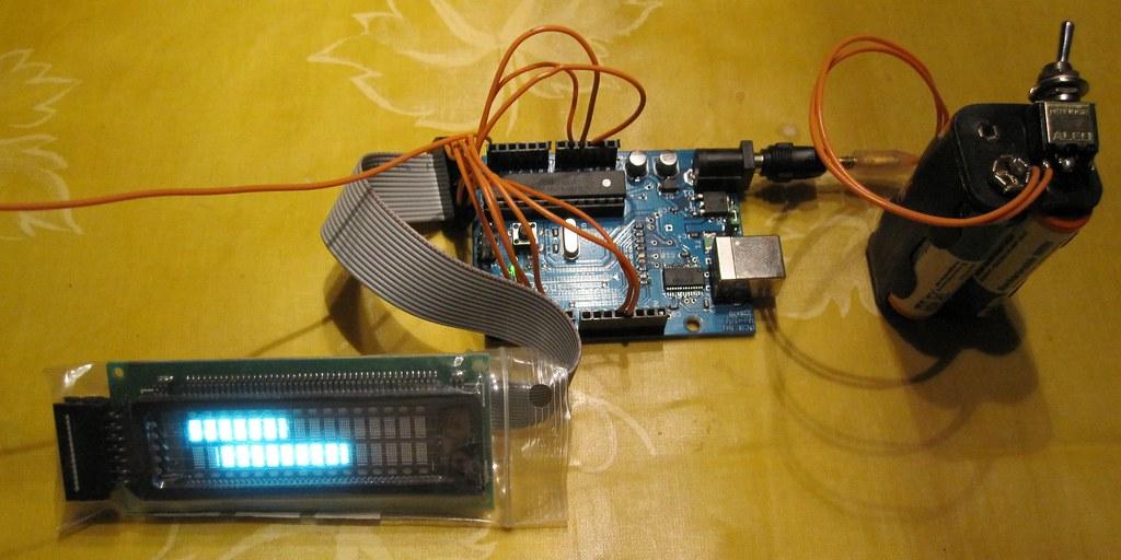 Lcd Based Arduino Emf Detector Based On Aaron S Detector
