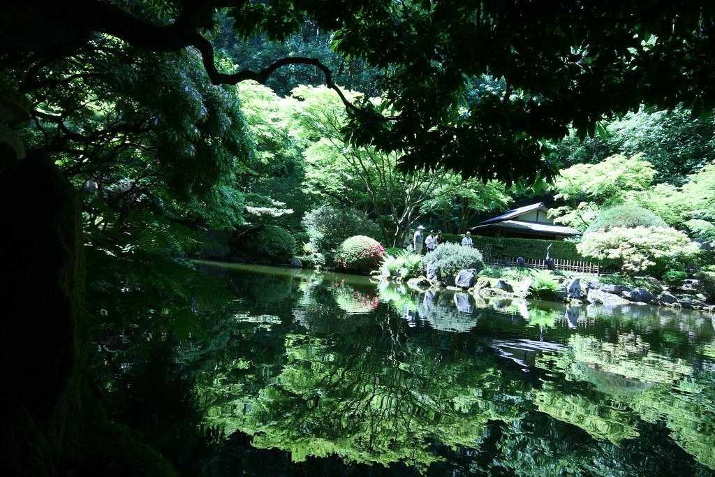 zen garden arianne Flickr