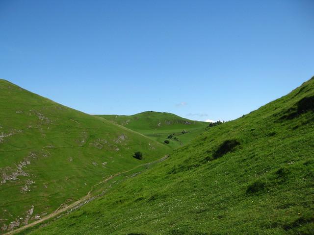v shaped valley - photo #34
