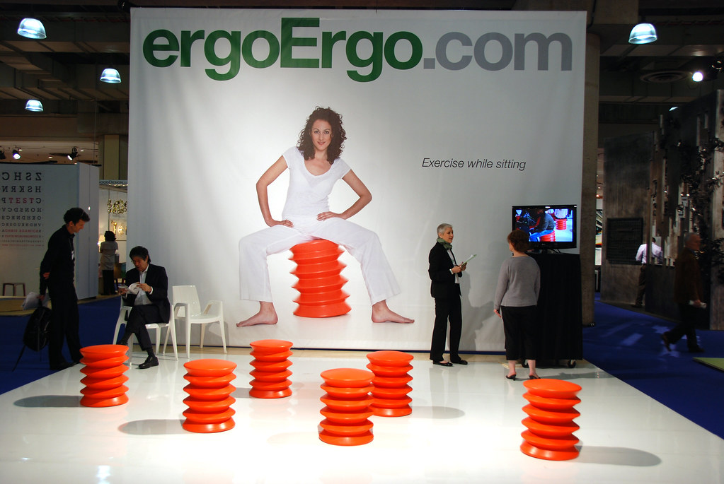 ergoErgo stool | Dave Pinter | Flickr