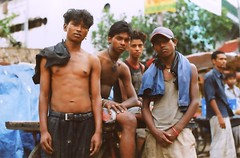 The Garbage boys of Chittagong