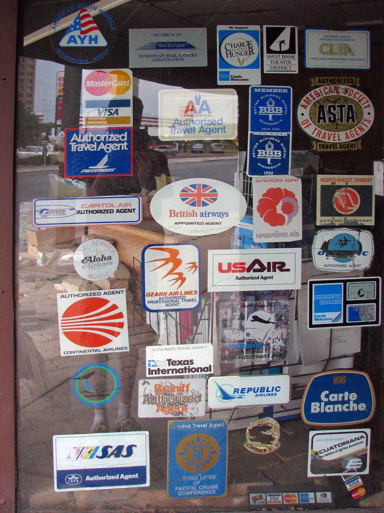 Old Airline Logos