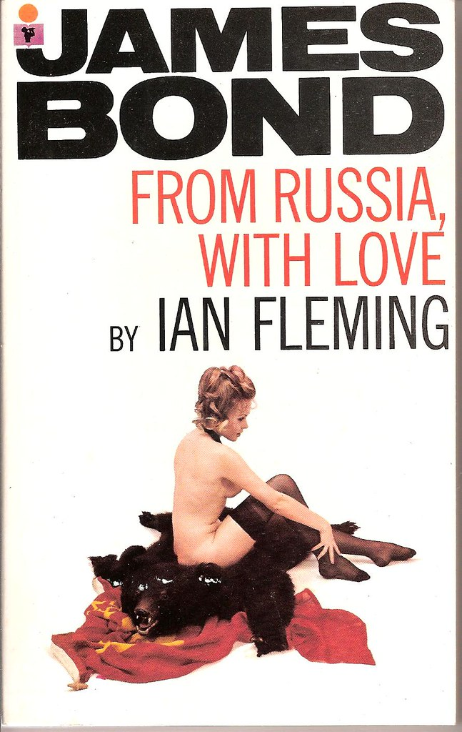 from russia with love book report