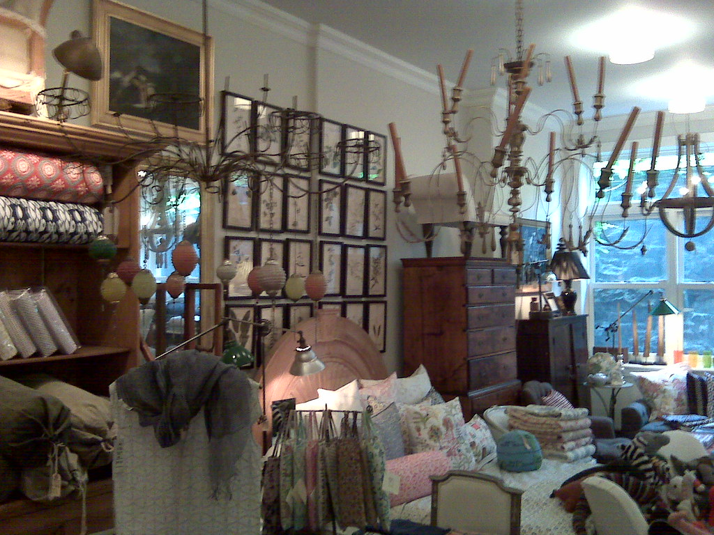 John derian store nyc the inside of the home furnishings for Home good stores nyc