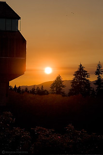 SFU Sunset | by mhchipmunk