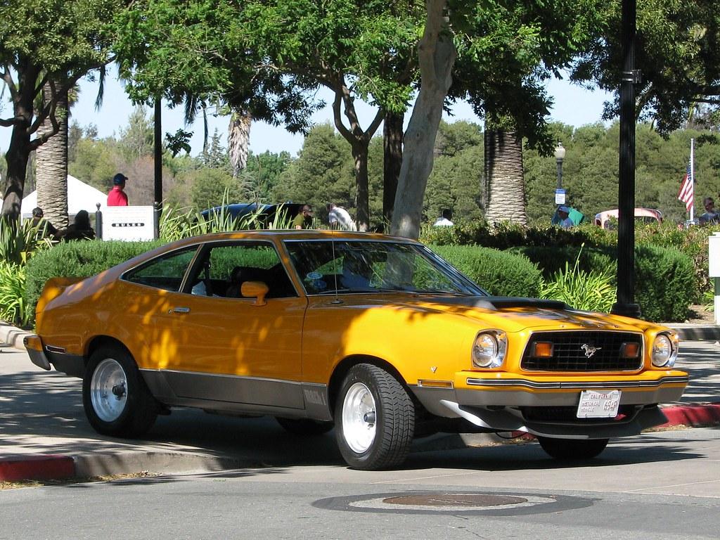1978 Ford Mustang Ii Mach 1 Fastback Custom 694p 2