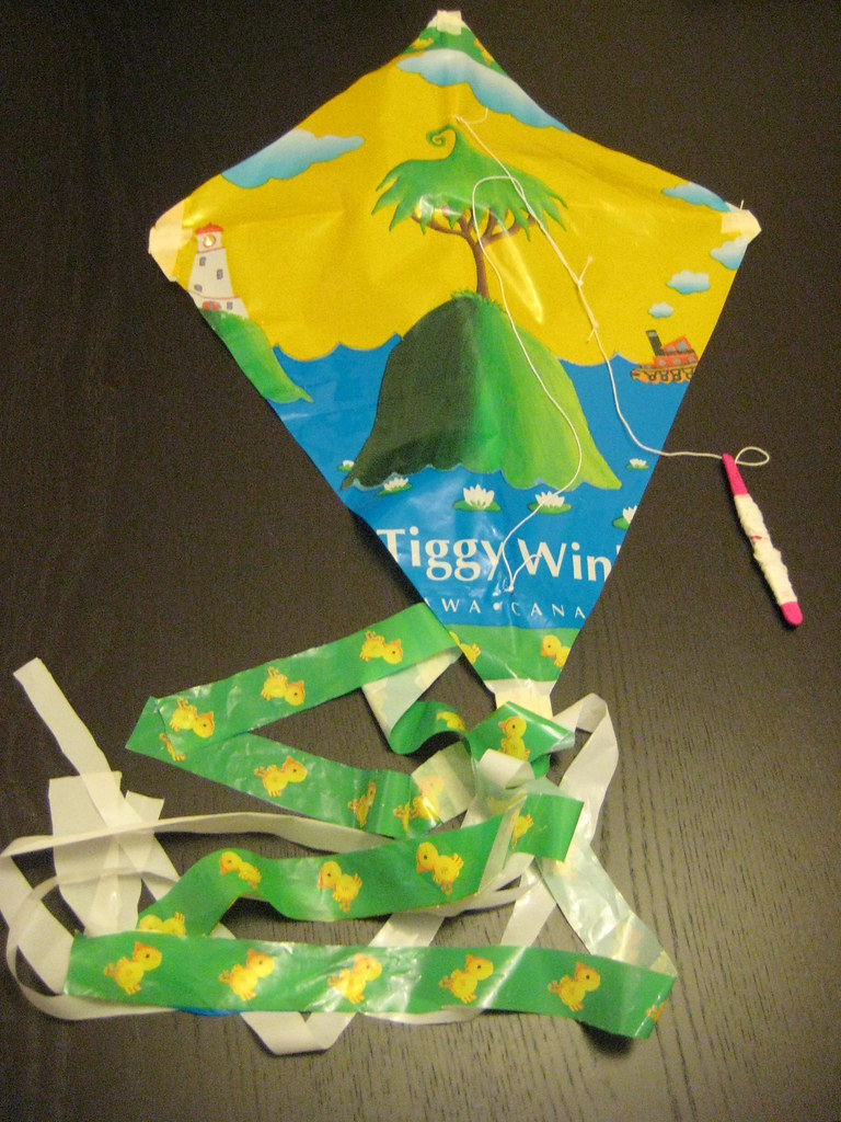 Diy project kite making using recycled materials tutorial for Diy projects using recycled materials