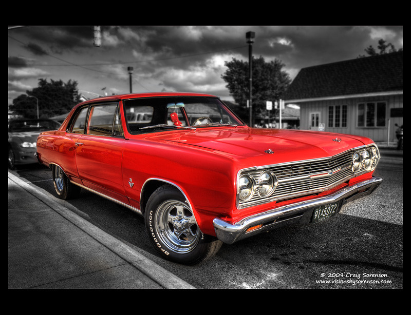 1965 Chevrolet Chevelle This Hot 65 Chevy Chevelle Is