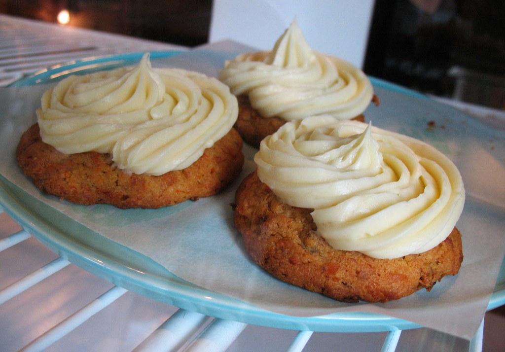 Cookies Pumpkin Spice Cake