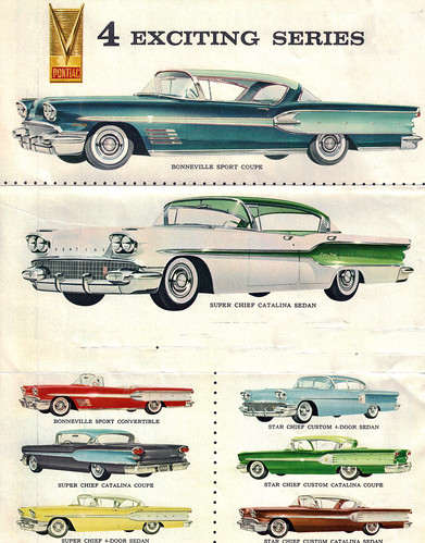 1958 Pontiac Bonneville Super Chief Star Chief | by coconv