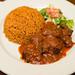 Goat and Rice Jollof